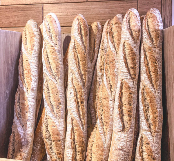 French Baguette Traditionnelle