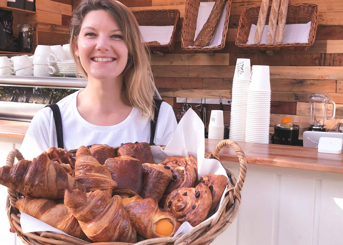 Mona Vale Cafe French Bakery Northern Beaches
