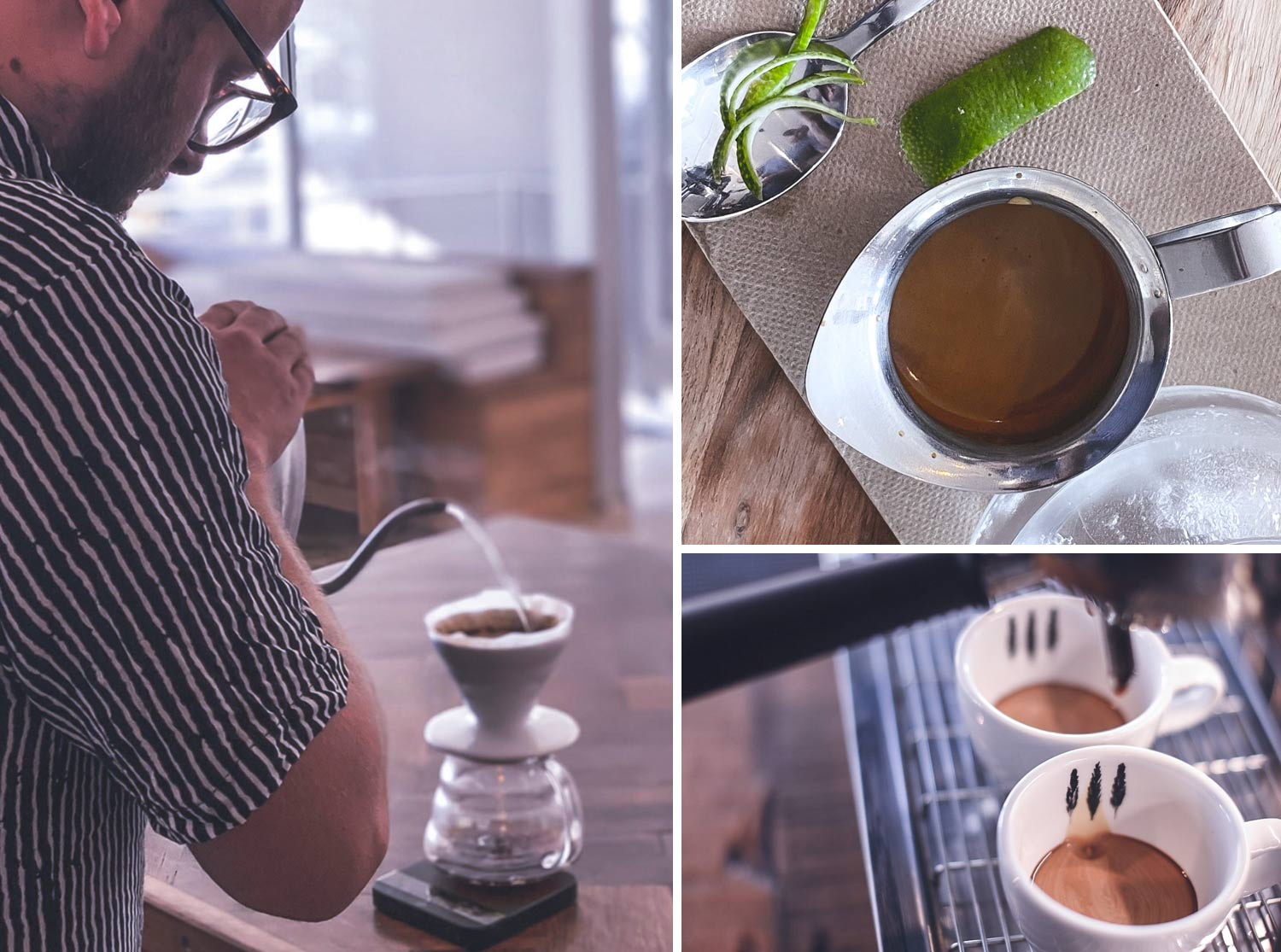 Different Types of Coffee Drinks in Dee Why NSW