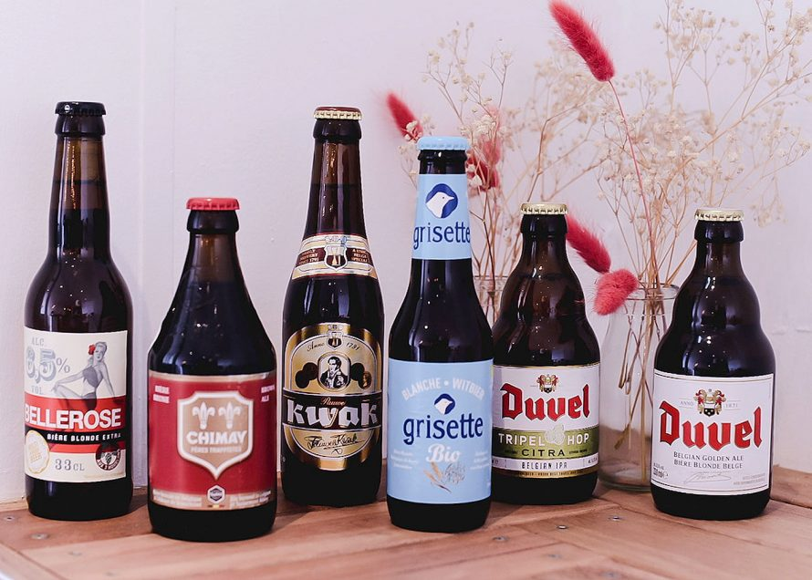 Belgium Beers from Northern Beaches Cafe - French Basket