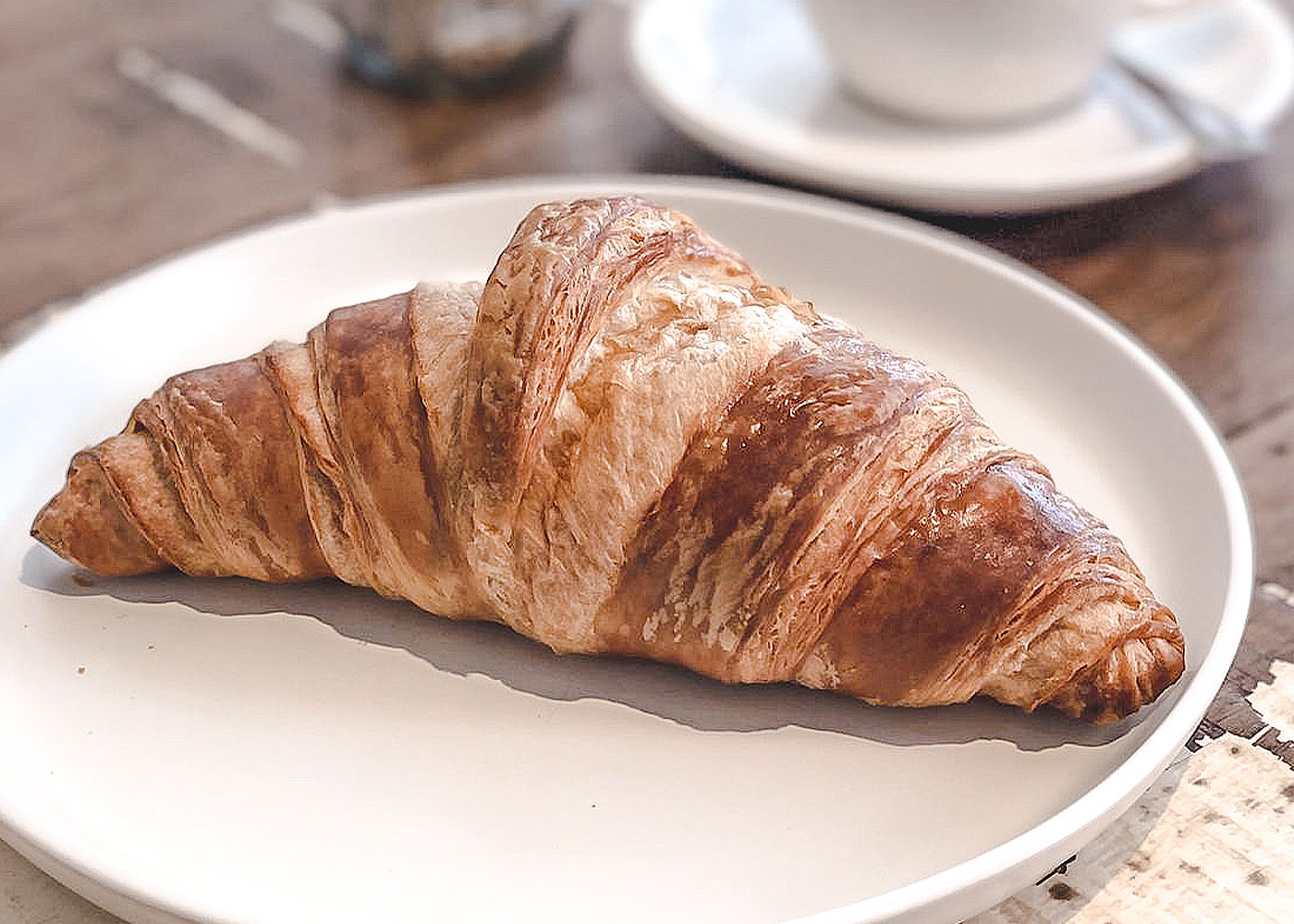 Sydney Croissant Cafe - French Basket