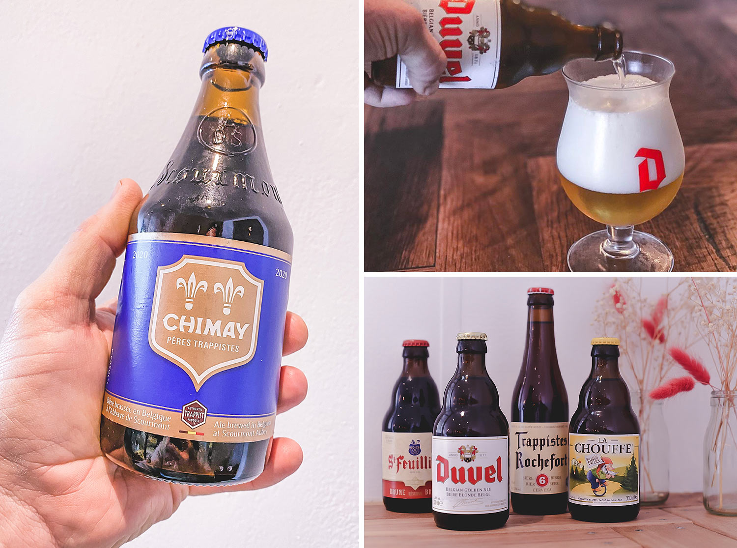 Belgian Beers not to miss at French Basket