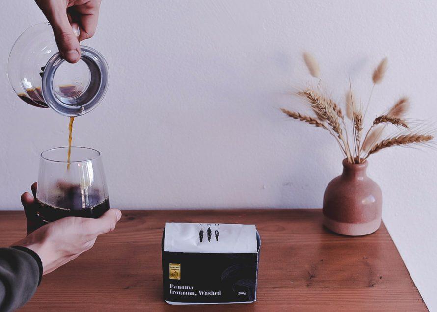 V60 Filter Coffee Sydney Northern Beaches