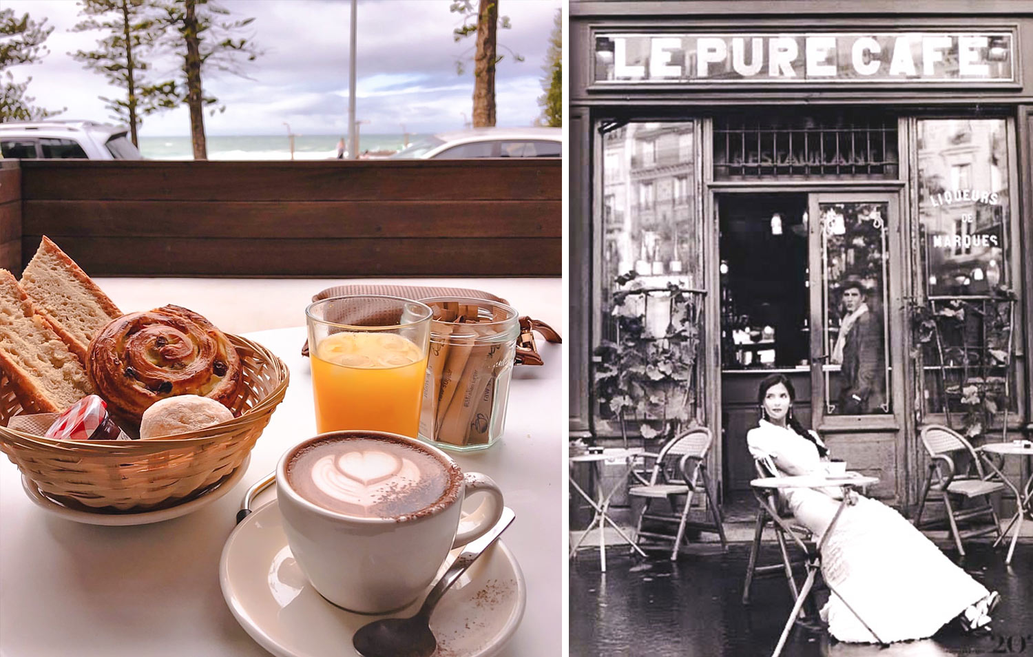 Breakfast French Way in Sydney Northern Beaches