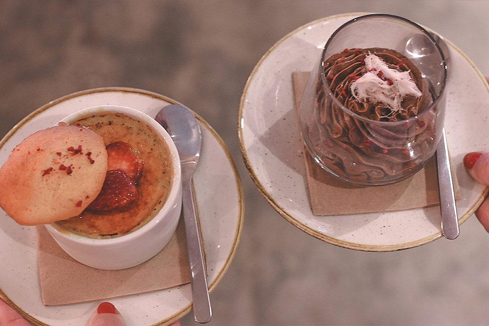 French Dessert