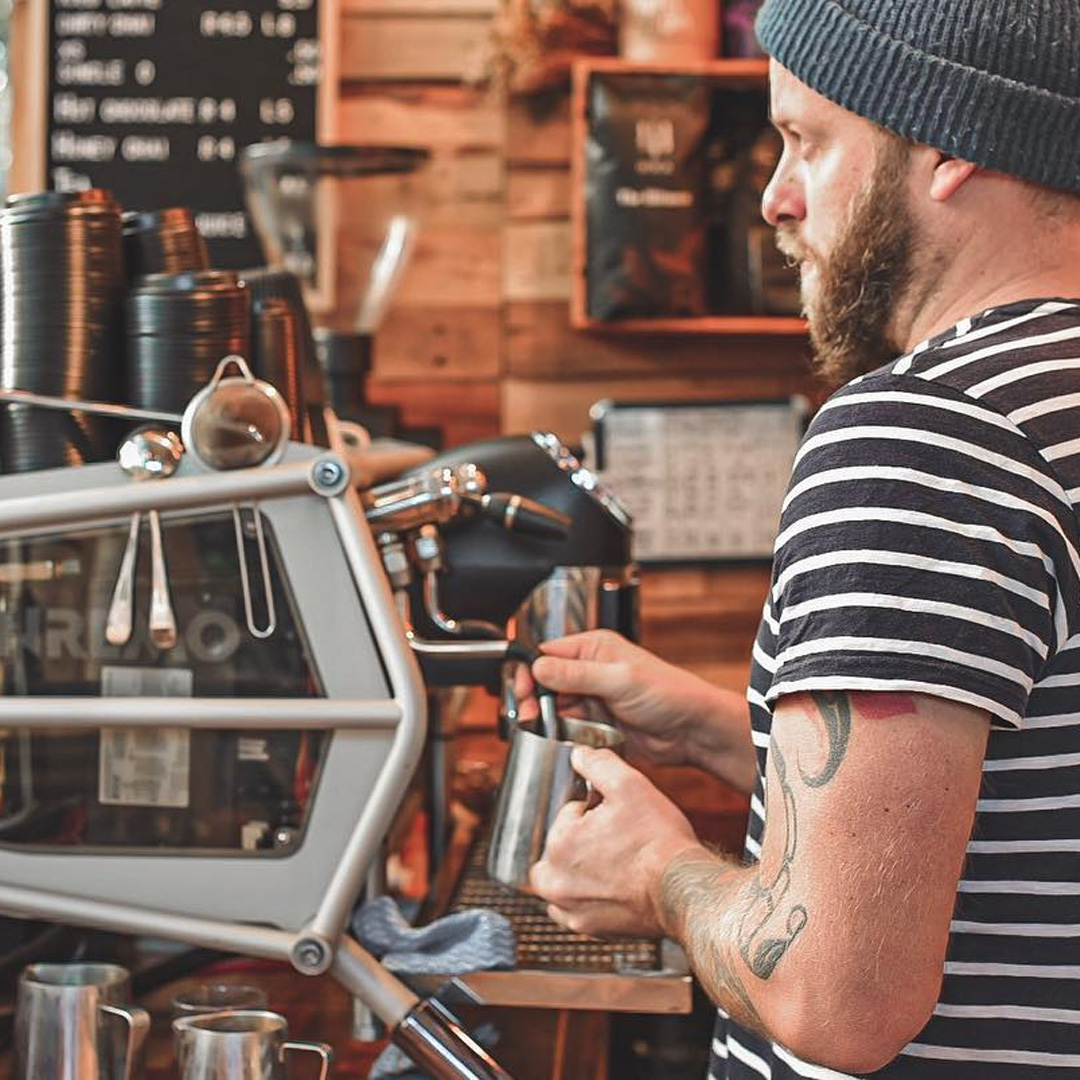 Barista Made Coffee at Mona Vale Cafe in NSW