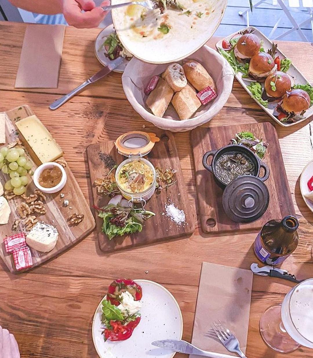 Food Menu at Dee Why Cafe