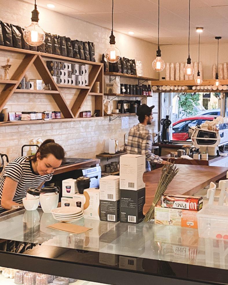 Sawtell NSW Cafe